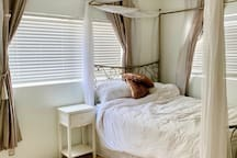 Private Sunny Bedroom, lot's of closet space and a two dressers