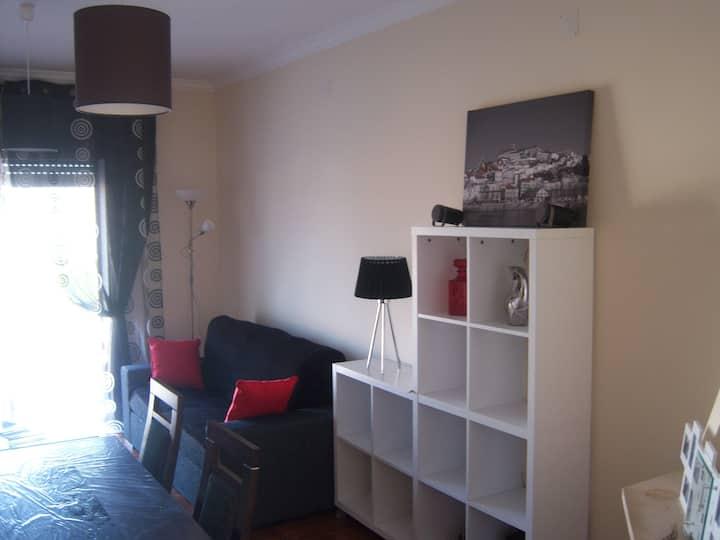 Bel appartement 95 m2 situé à 7min de la plage
