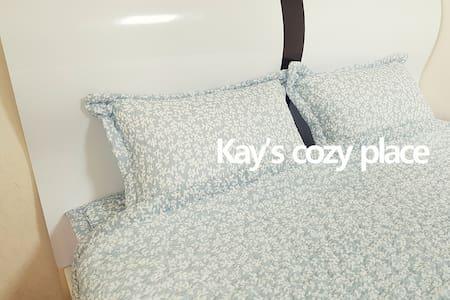 Kay's cozy place #306 - Near Pohang Cruise - Nam-gu, Pohang