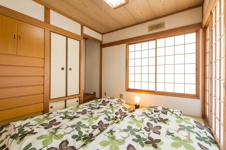Nara Japanese Cozy Tatami Mat House Free pick up - Nara - House