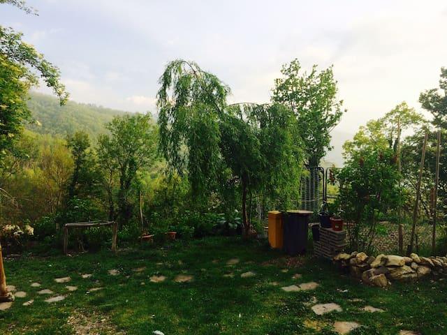 Appartamento sul cucuzzolo della montagna