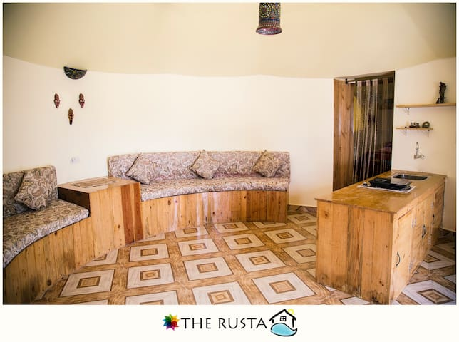 The Rusta Holiday Home 3 - North Goa - Naturstuga