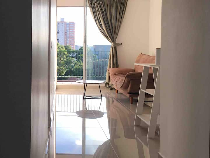 Modern Studio | Ideal Location | Fully Equipped