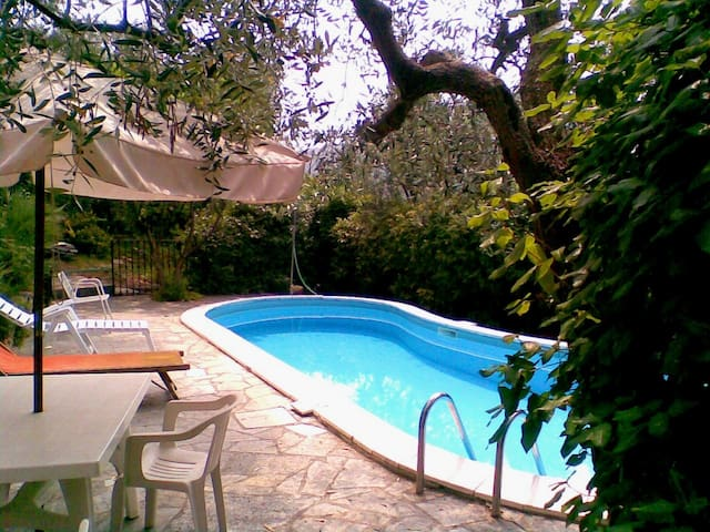 Villa with swimmingpool | V04 - Imperia - Byt