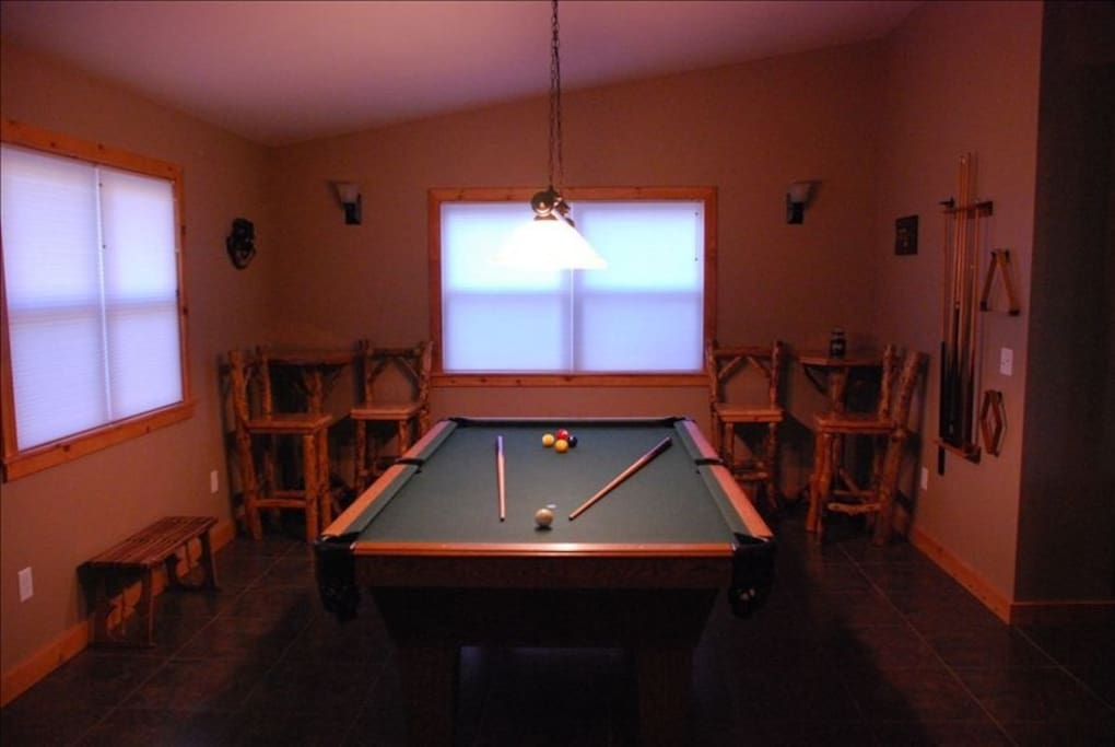 Pool Table  - Entertaining