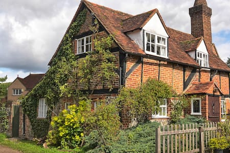 Historic Fairytale Cottage with 21stCentury Luxury