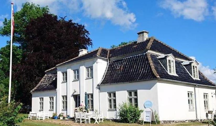 Generalindehuset Valdemars Slot - Påfugleværelset