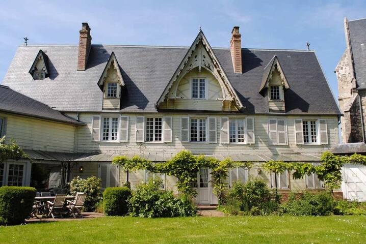 Grande demeure familiale idéale avec enfants (15p) - Bouvresse - วิลล่า