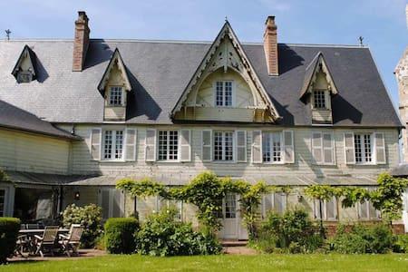 Charmante vaste demeure du XIXe en Picardie - Bouvresse