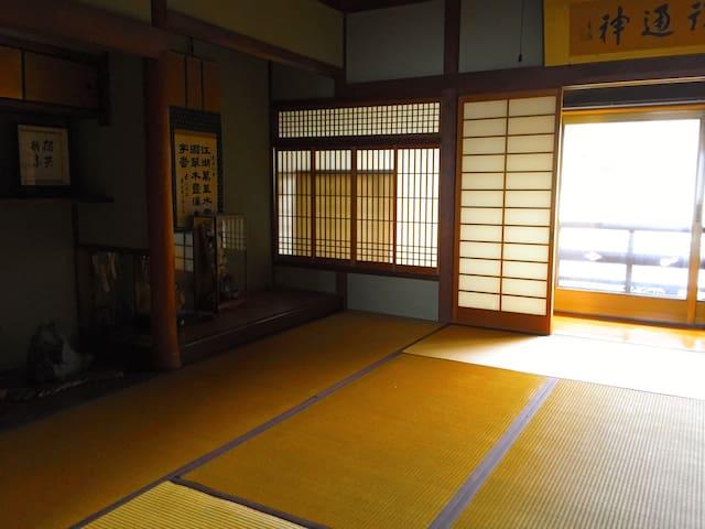 Traditonal Japanese Room 2-4PPL - Himeji-shi