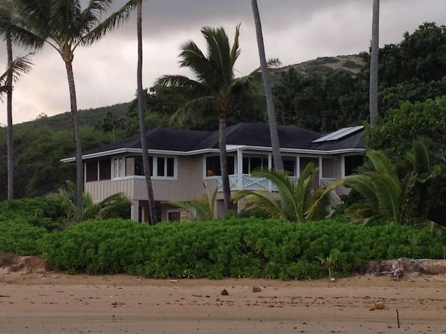 The Best Beachhouse on Molokai!!! - Kaunakakai - Ház