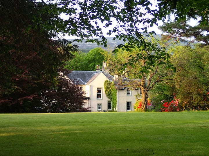 River House at historic Spean Lodge