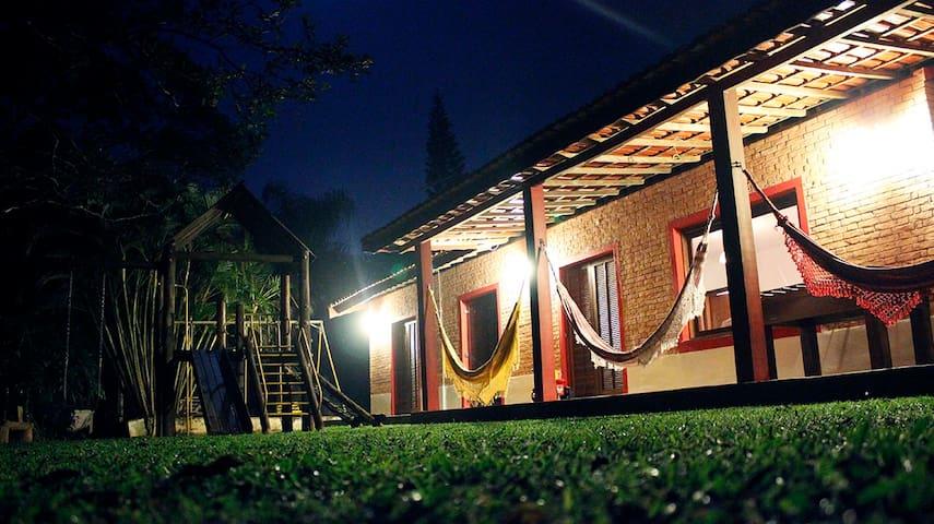 Chácara Nosso Sonho - Vargem Grande Paulista - Kabin
