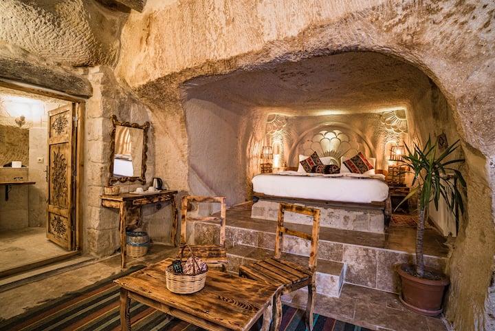 Cappadocia Ennar Cave House Room 4 (Sancak)