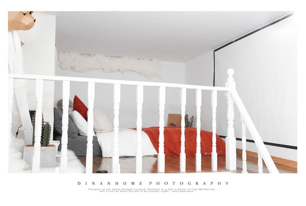 【卧室】投影