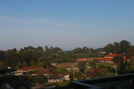Amazing & Cozy Carmel Getaway with an Ocean view