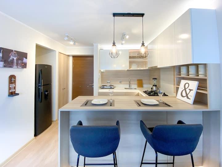 Brand New Lima Apartament, Barranco/Miraflores
