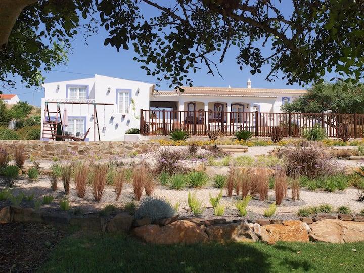 Algarve, Altura, Casa com piscina