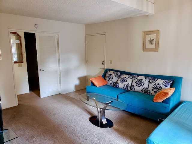 ★Lovely 1BR/1BA★ ⑤ Mins Drive to Disney