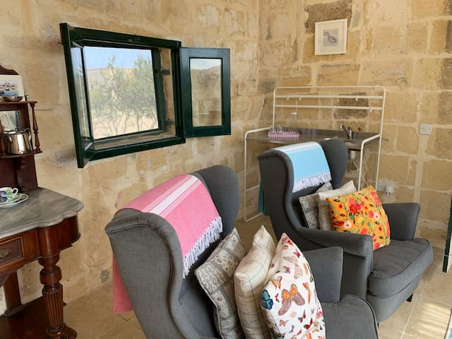 Farmhouse Suite in Ghasri, Gozo