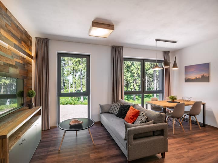 Královka one-bedroom apartment