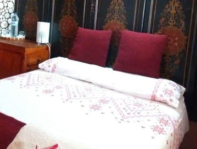 Chambre d'hôte, route côtiere Essaouira/Safi