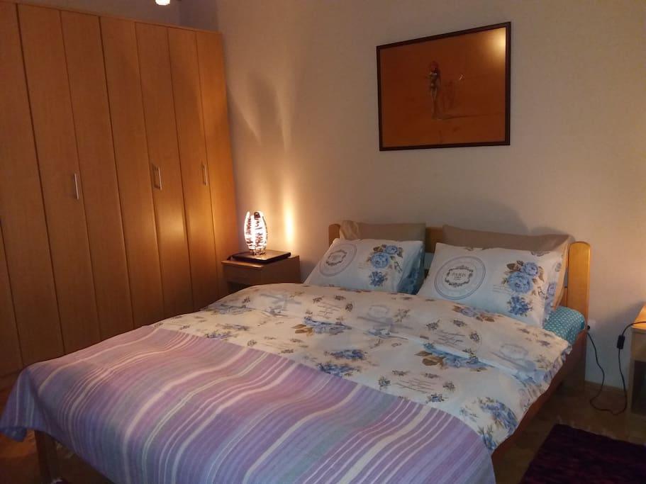 Bedroom 1 Spavaca soba 1