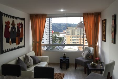 La Mariscal new duplex penthouse with 2 bathrooms - Quito