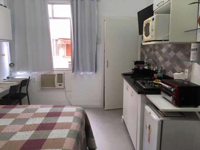 Visão geral do apartamento