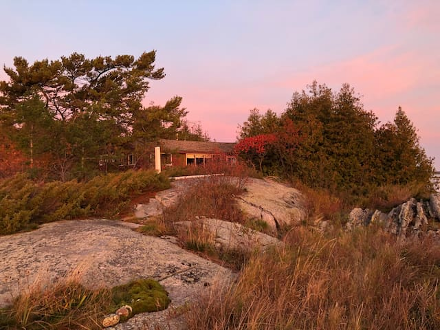 Private 2 acre Island on Georgian Bay
