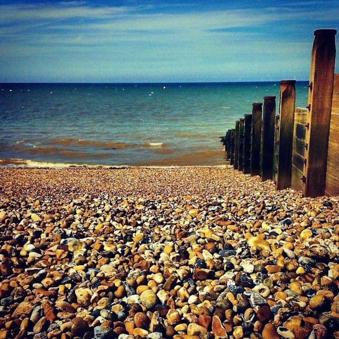 Beach House Rentals New England: Double Room: A Great Base For Exploring Whitstable