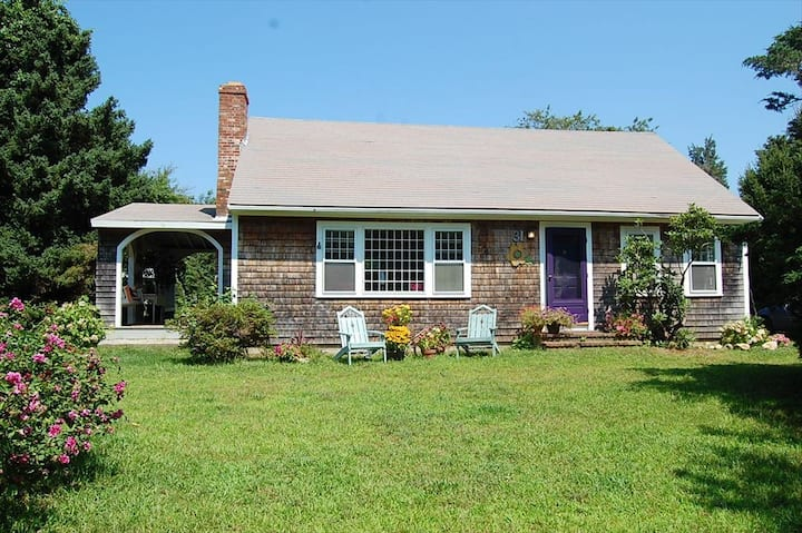 Charming 3bed/2 bath cottage on Martha's Vineyard.