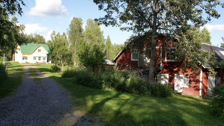 Countryside home near Nuuksio Forest