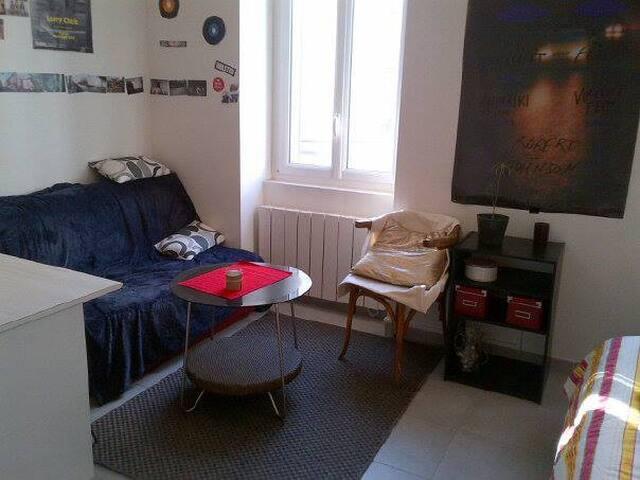 Cosy flat in the center of Lyon - Lyon - Leilighet