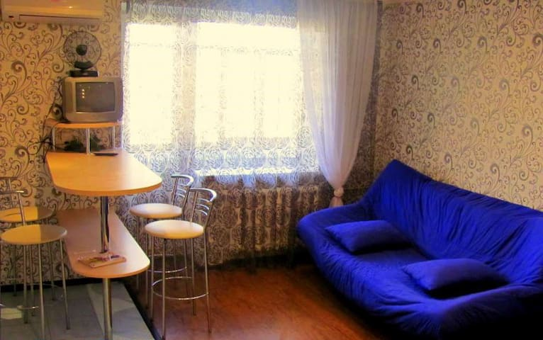 Уютная квартира - Krasnodon - Wohnung