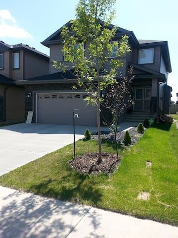 2 BEDROOM SUITE WITH PRIVATE ENTRANCE -EDMONTON SW