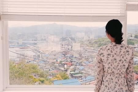 내게와묵호[201호] | 바다야경 한가득룸