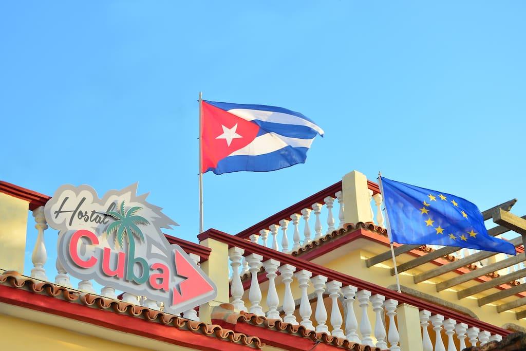HOSTAL CUBA (Playa La Boca, Trinidad)
