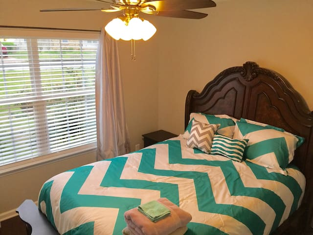 COZY/SAFE RELAX STAY 5 min from BNA - Nashville - Casa
