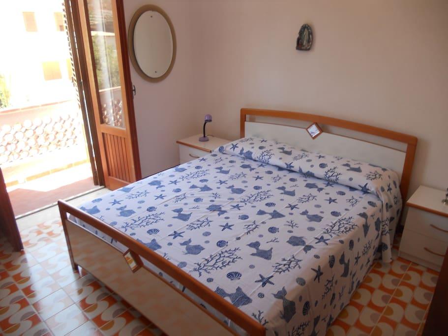 Camera 1, Main bed room