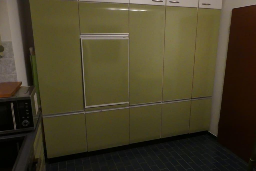 Einbau-Küche Teil1 / kitchen part 1