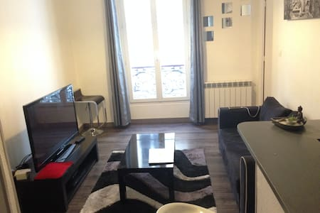 Confortable 30 m2  à Paris 17 - Paris - Apartment