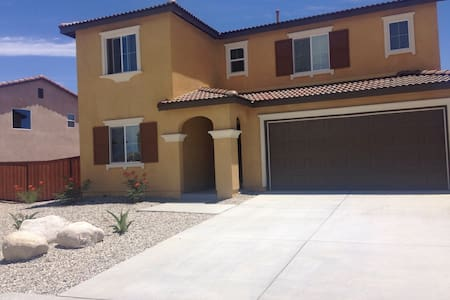 Brand new home! - Adelanto