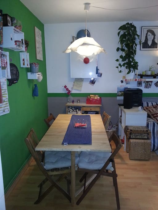 Wohnzimmer - Livingroom - Stue - Sala