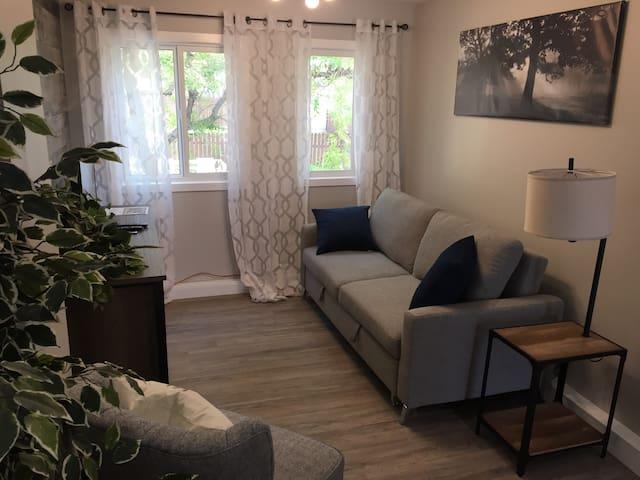 Exquiste, Breathtaking 1 Bedroom Executive Suite