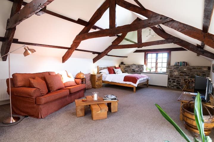 Dart - superior double room with garden view
