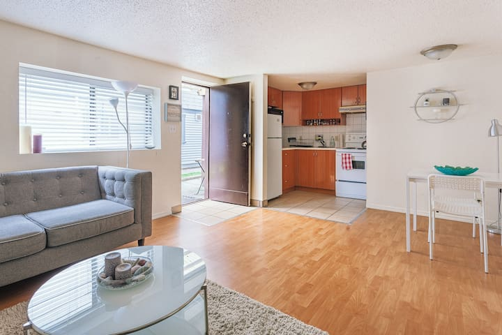 Charming 1 bdrm, in trendy mount pleasant!