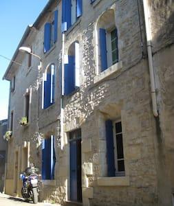 Stadthaus mit Hof und Terrasse ( 110qm) - Lunel
