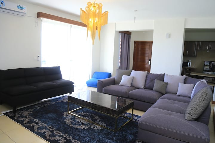 Bellevue shanzu beach homes Room 503