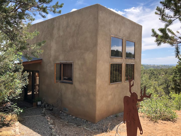 Taos Artist Casita
